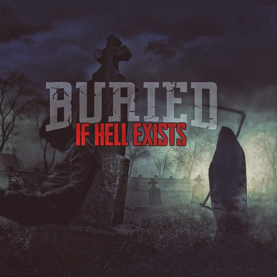 Image of Buried - If Hell Exists CDEP Digipack