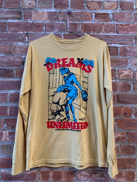 Image of DREAMS UNLIMITED / HAPPY TO SEE YOU L/S