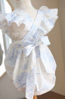 Image 3 of Spring Toile 'Mary Jane'  Bubble