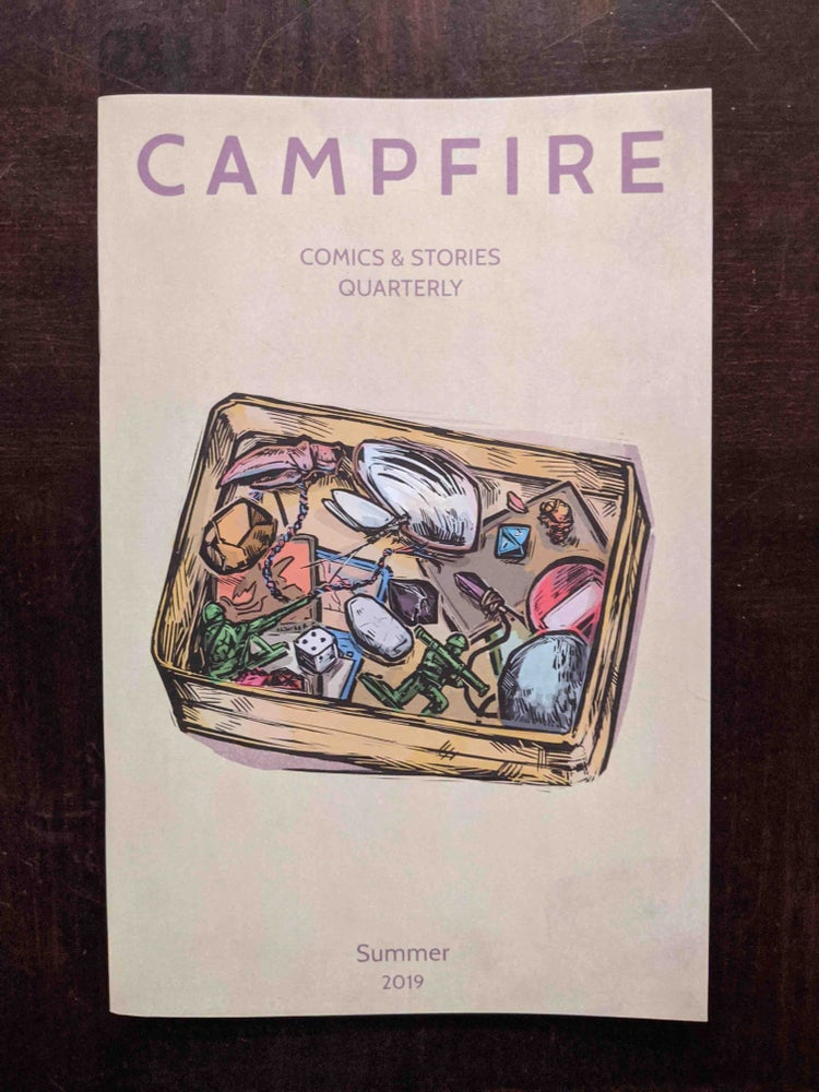 Image of Campfire Comics & Stories Quarterly Summer 2019
