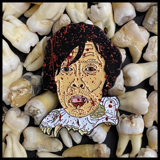 Image of Serial Killer Richard Chase Soft Enamel Pin