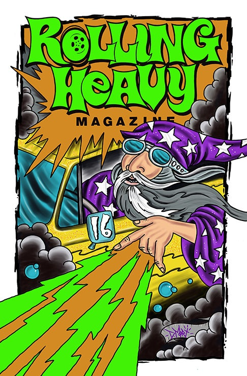 Rolling Heavy Magazine Issue #016