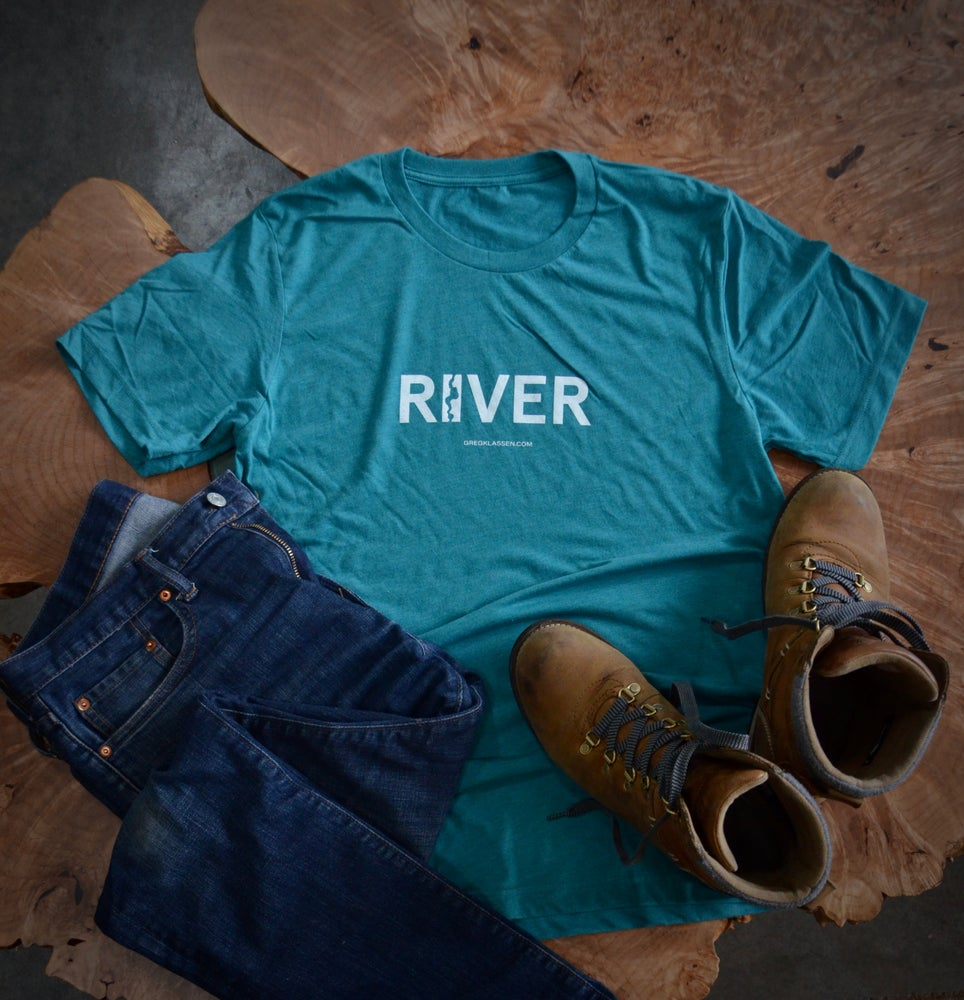 Image of RIVER® tees