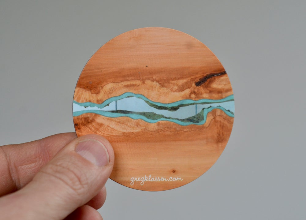 Image of RIVER® magnets