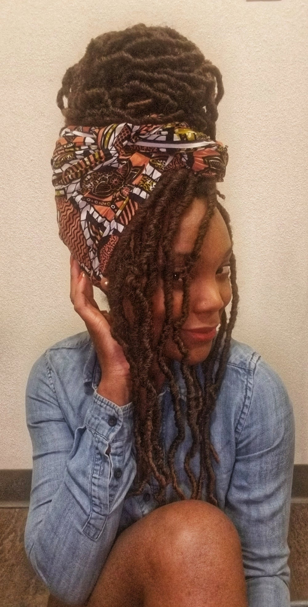 Image of CORA - HEADWRAP