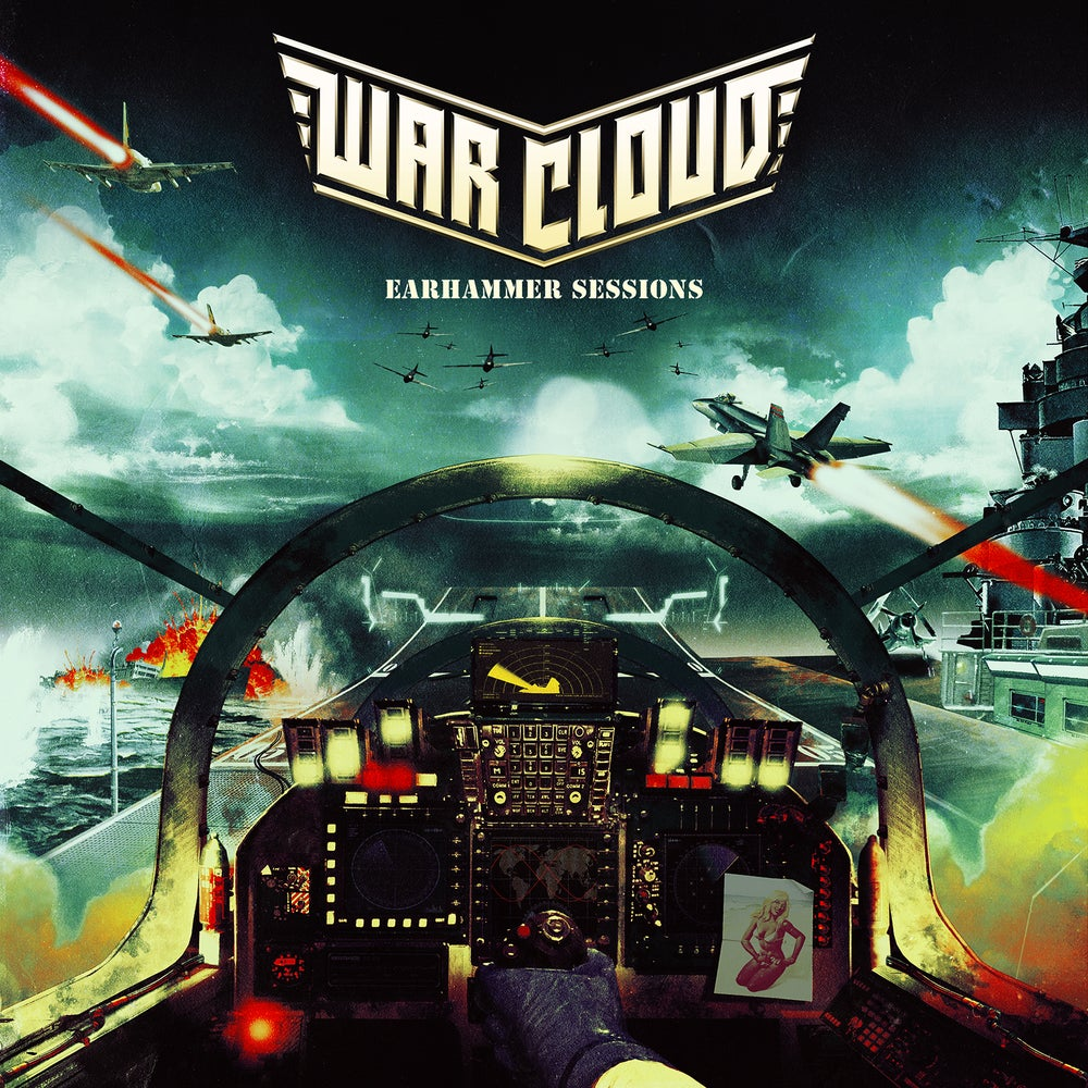 Image of War Cloud - Earhammer Sessions