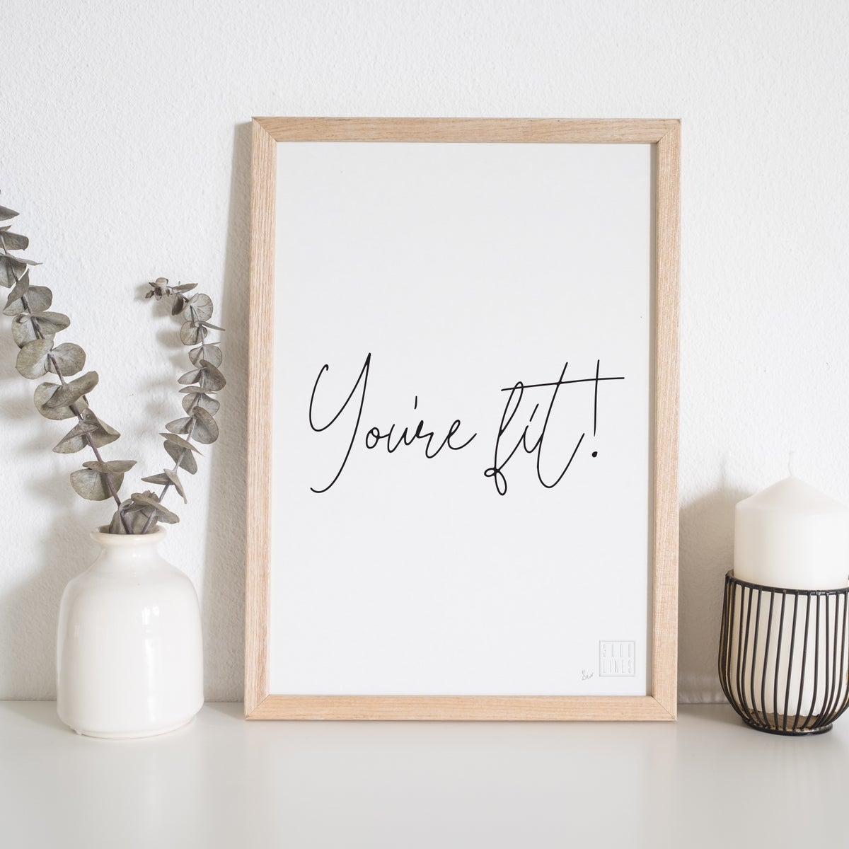 Image of You're Fit!