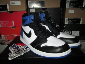"Image of Air Jordan I (1) Retro High ""Fragment Design"""