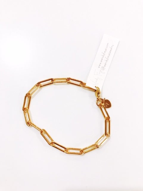 Image of Link Bracelet - 3 Sizes