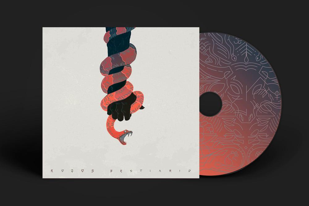 Image of CD - BESTIARIO