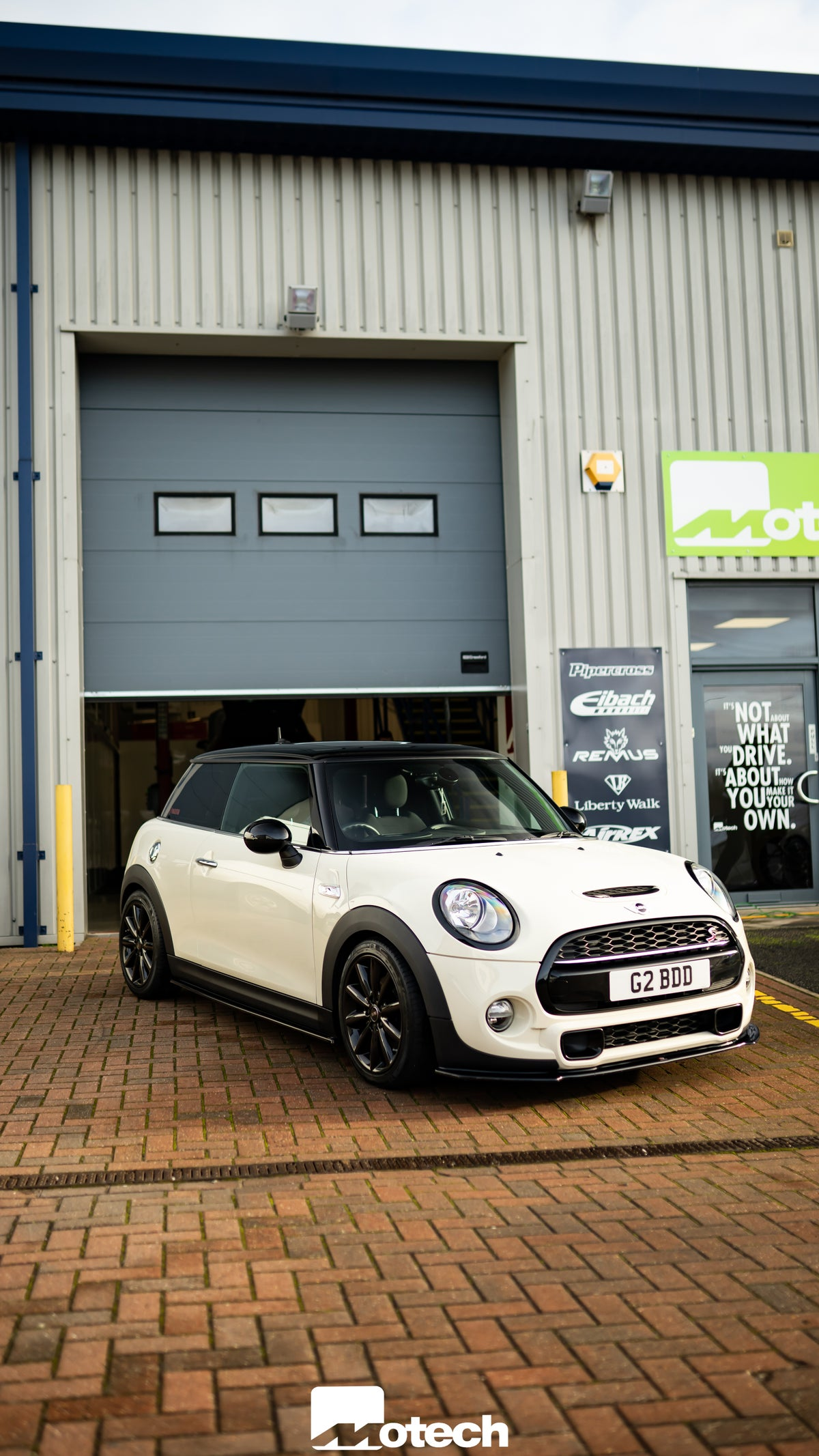 Image of MINI Cooper S 2.0 3 Door F56 Maxton Kit