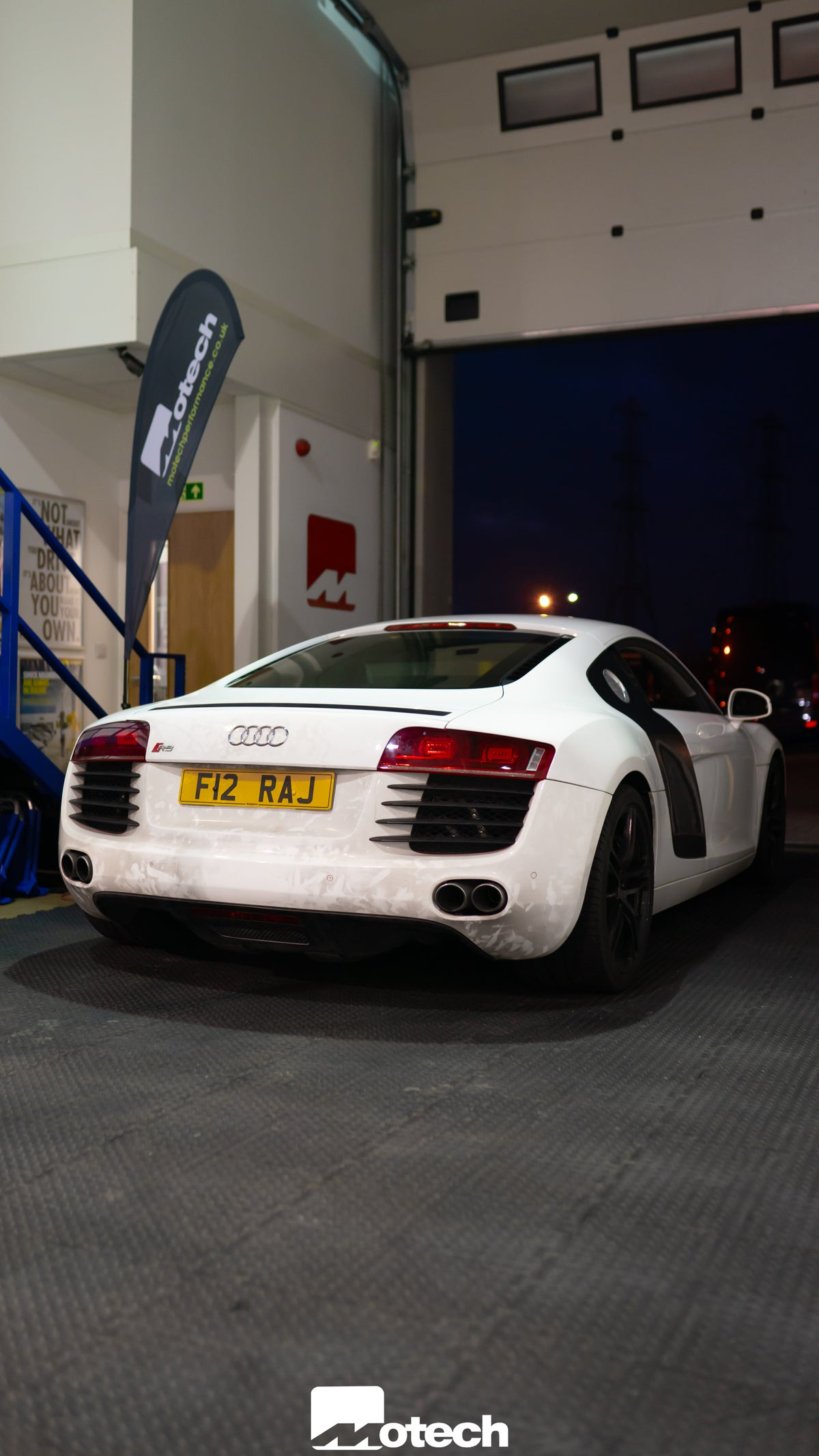 Image of Audi R8 V10 QuickSilver Exhaust