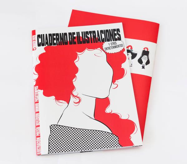 Image of Cuaderno de ilustraciones y otros entretenimientos