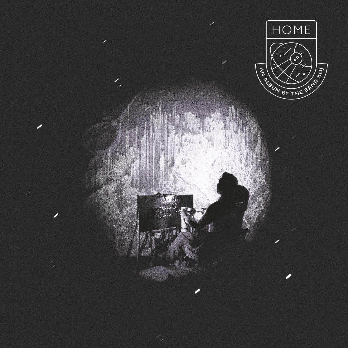 "Image of Koj ""Home"" CD"