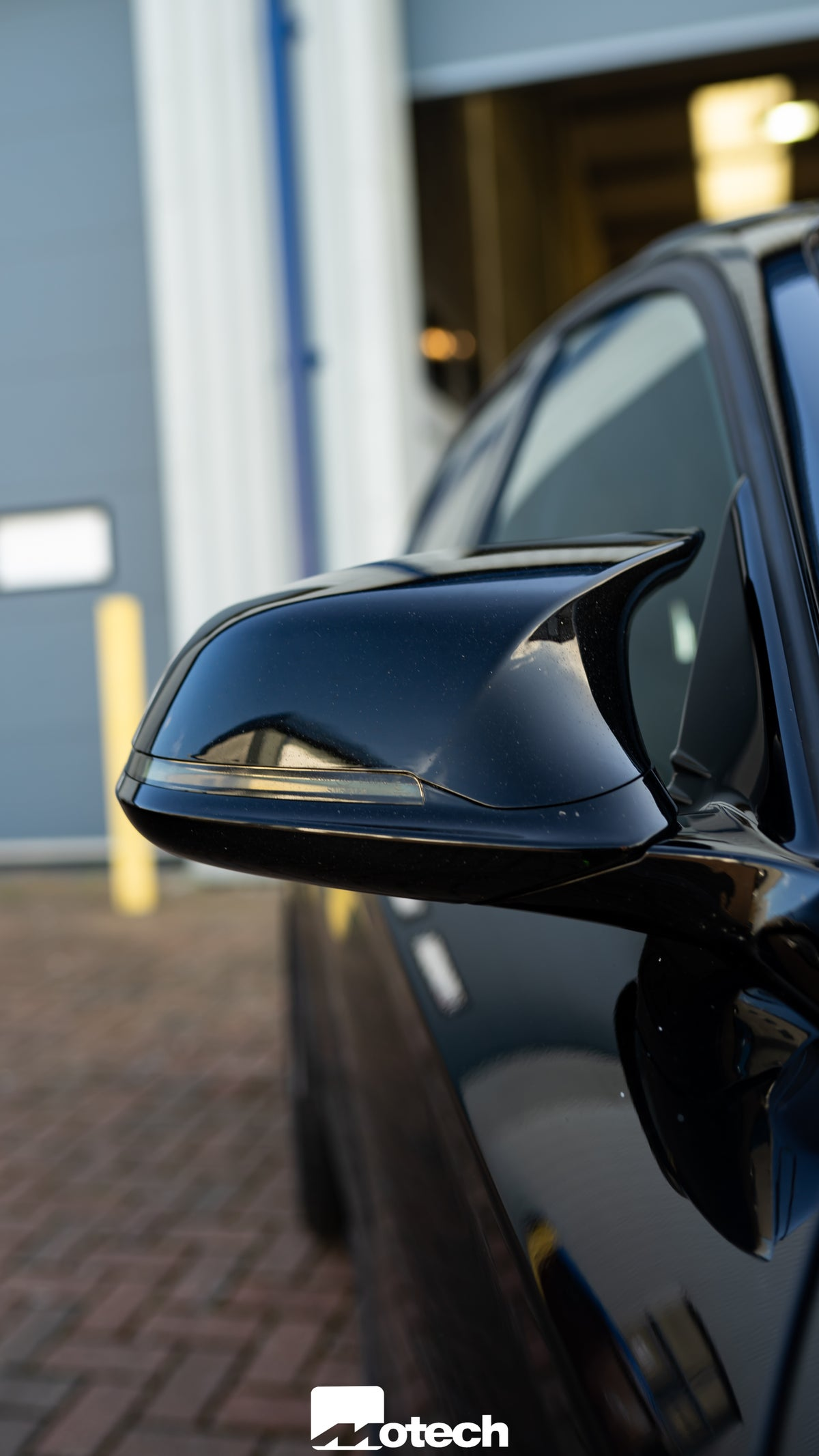 Image of BMW M Performance Wing Mirror Unit (FXX Chassis)