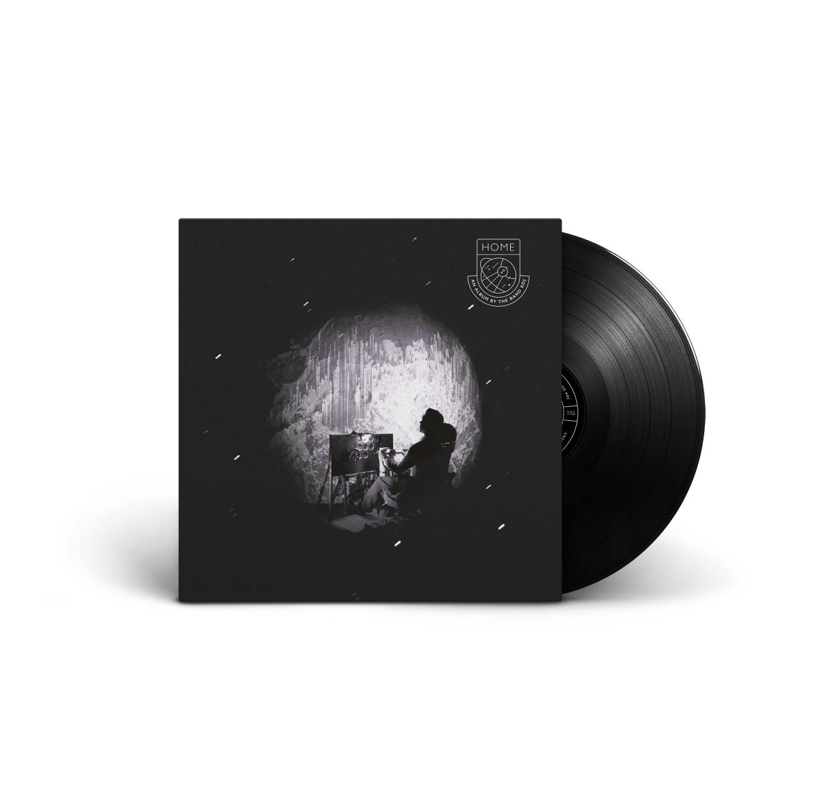 "Image of Koj ""Home"" LP"