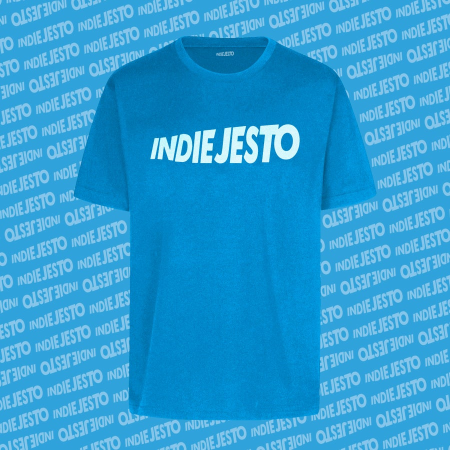 "Image of T-SHIRT CELESTE ""INDIEJESTO"""
