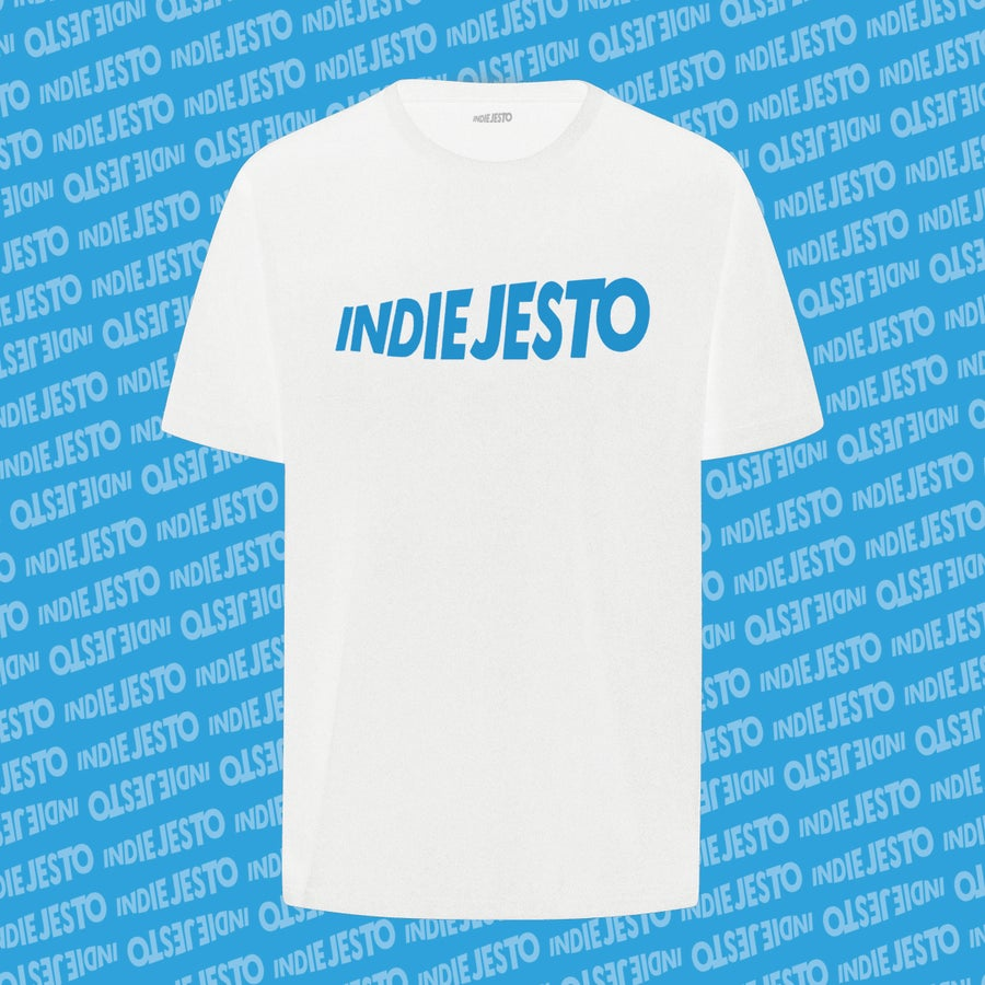 "Image of T-SHIRT BIANCA ""INDIEJESTO"""
