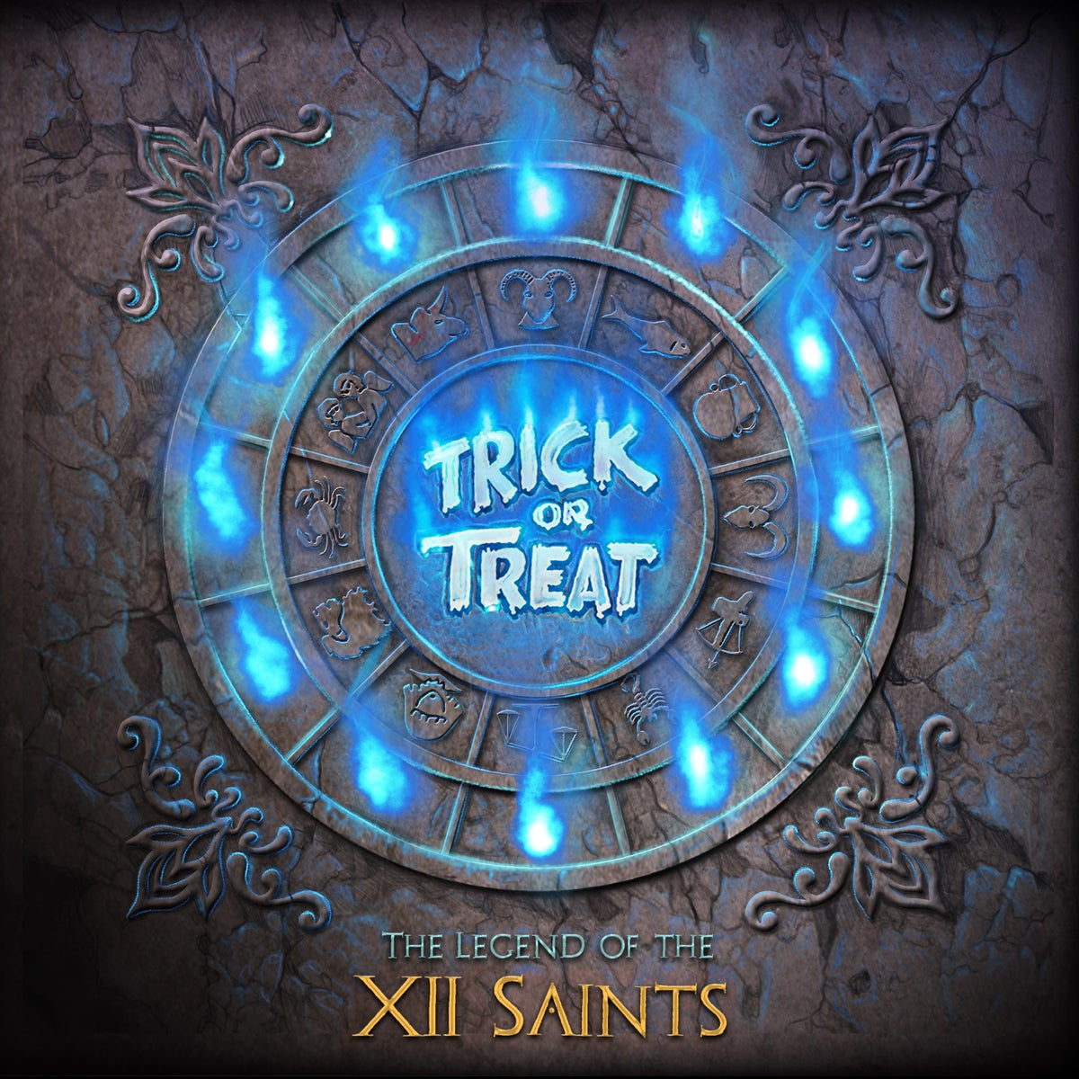 TRICK OR TREAT - The Legend Of The XII Saints - CD Digipack