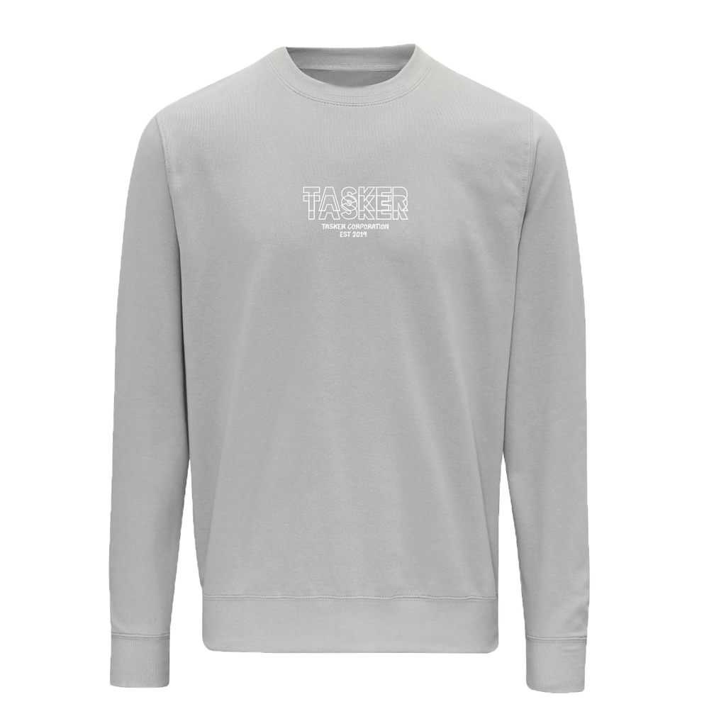 Image of Grey 'Tasker' Sweatshirt
