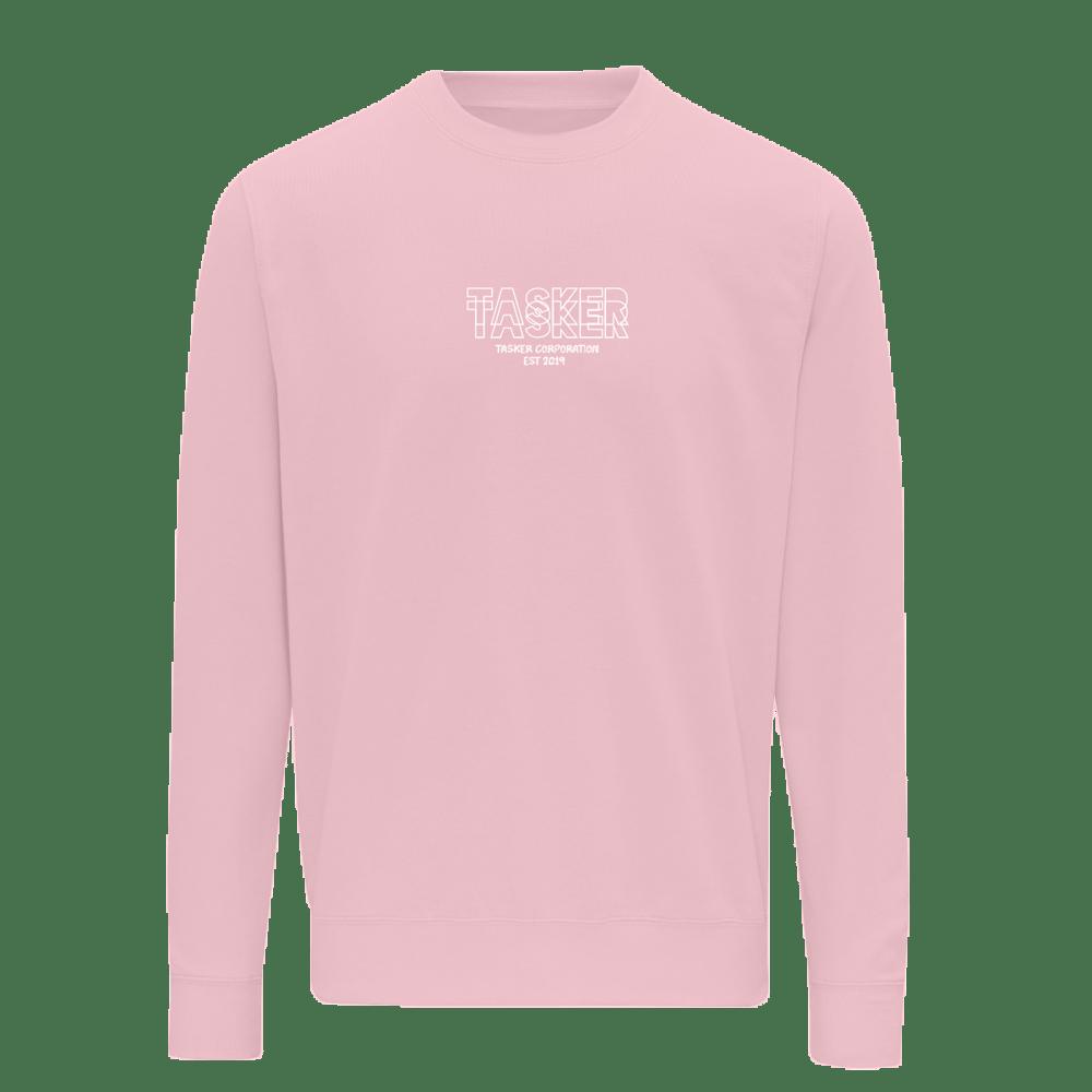 Image of Pink 'Tasker' Sweatshirt