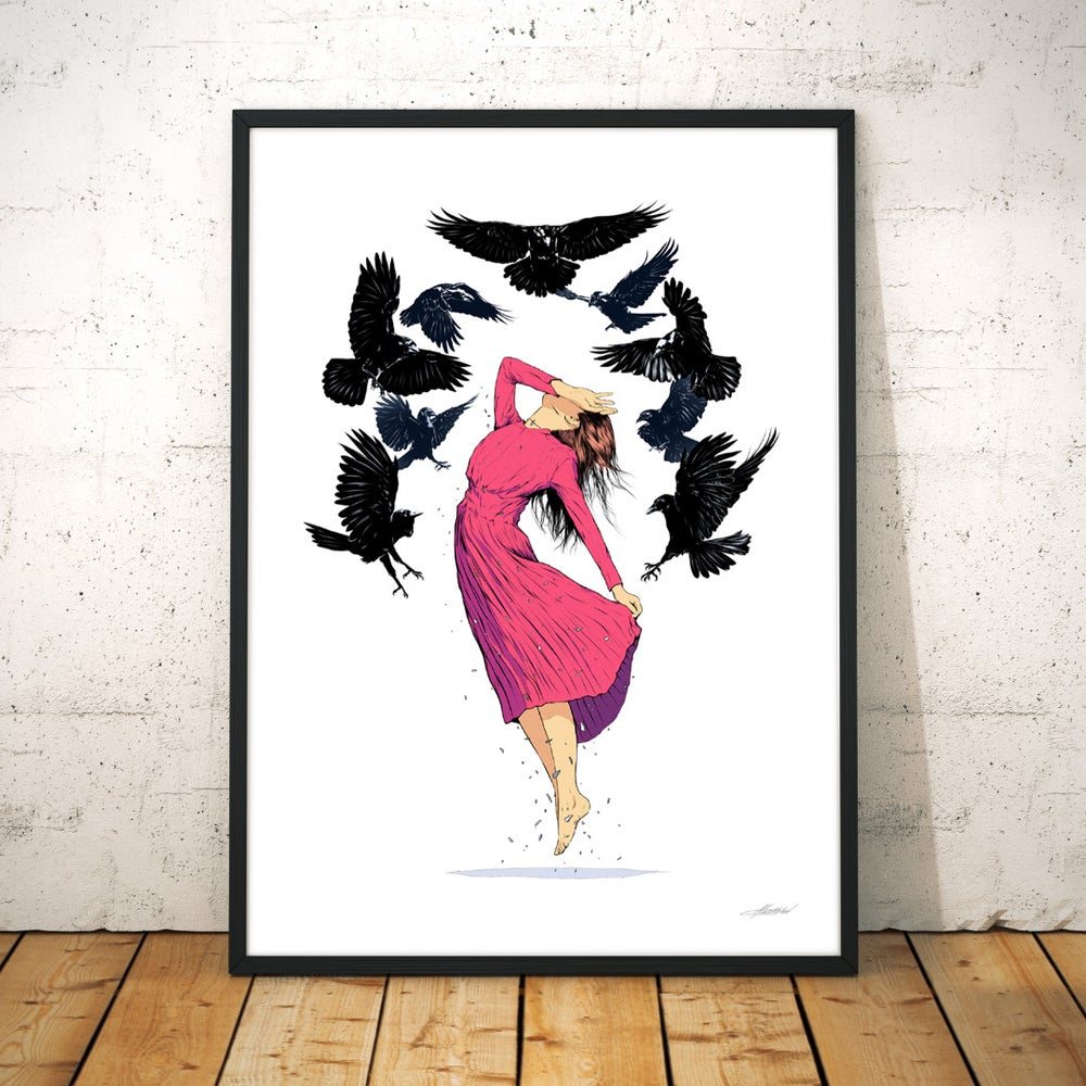 Image of An Unkindness | Giclée Art Print
