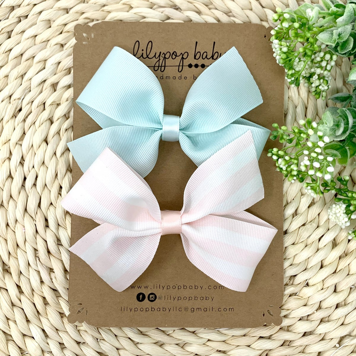 Image of Big Girl Ribbon Bows (Sold Separately)
