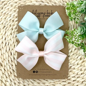 Image of Big Girl Ribbon Bows (Sold Separately)