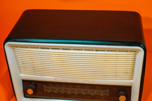 Image of PHONOLA ANIE (1958) RADIO D'EPOCA BLUETOOTH