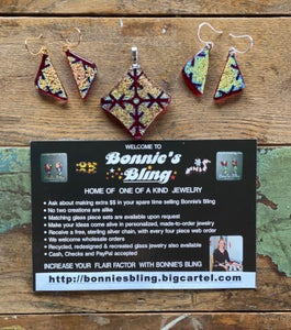 Image of Bonnie's Bling Star of Hope Collection
