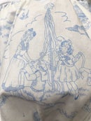 Image 4 of Spring Toile 'Mary Jane'  Bubble