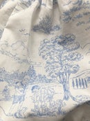 Image 5 of Spring Toile 'Mary Jane'  Bubble