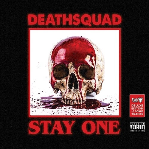 Image of Deathsquad - Stay One CD Digipack