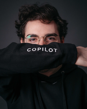 Image of CoPilot Hooded Sweater