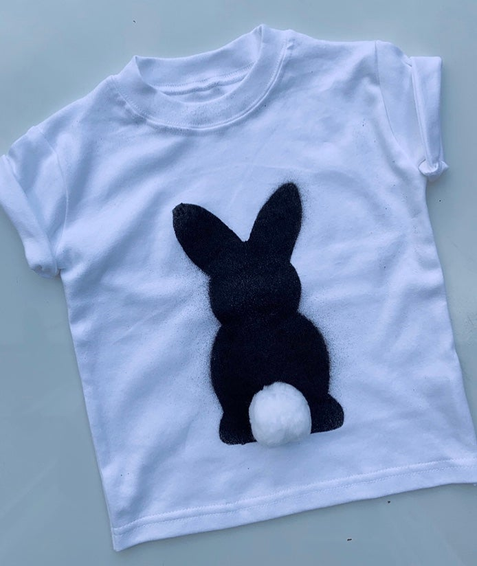 Image of Easter Bunny Tee
