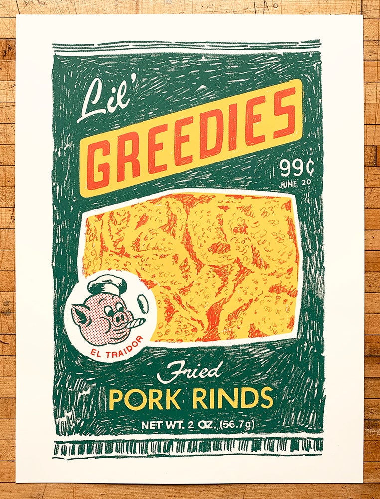 Image of Chips #2 (Lil' Greedies)