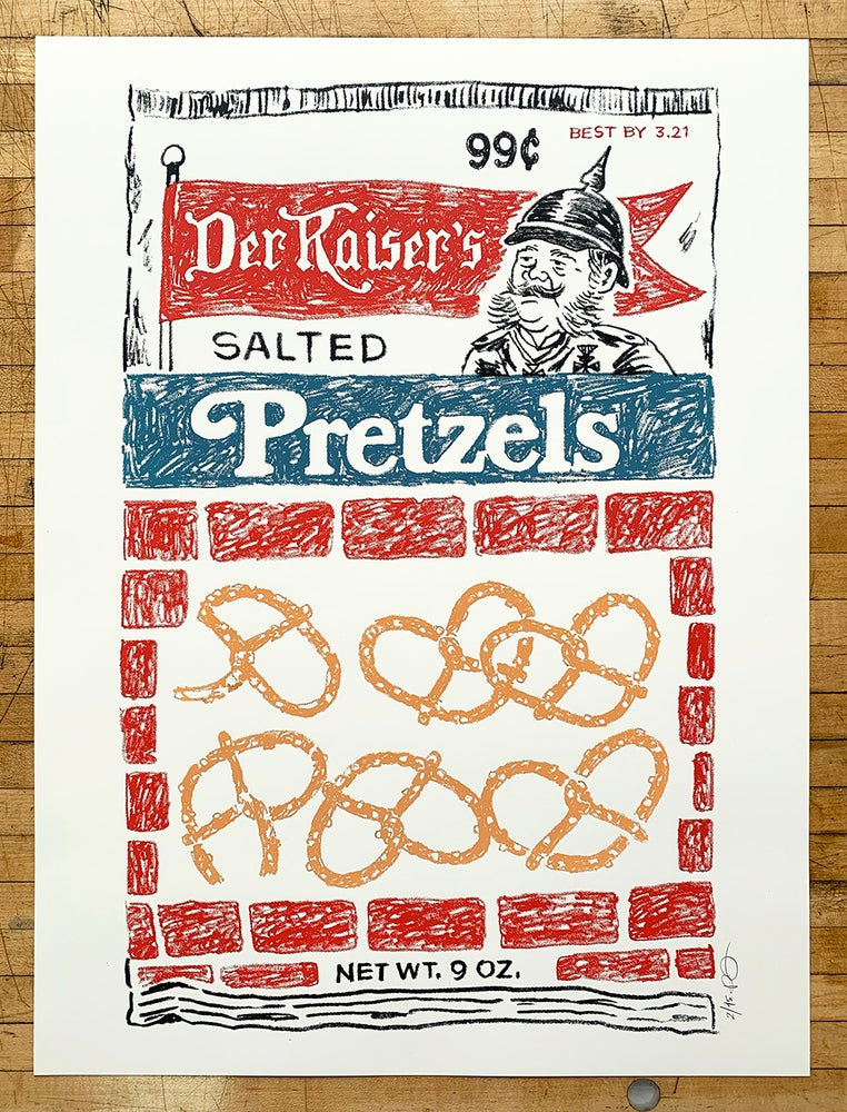 Image of Chips #3 (Der Kaiser's)
