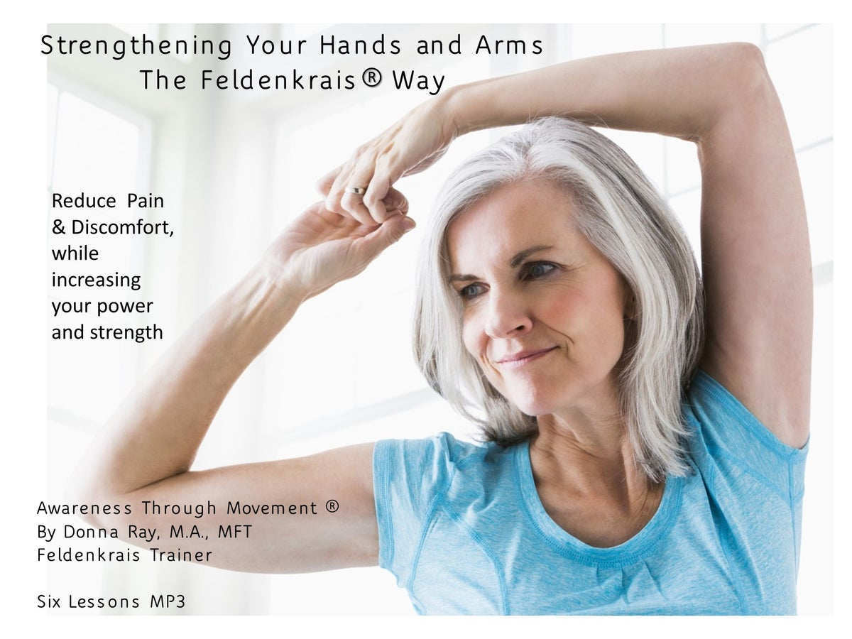 Image of ATM: Strengthening Your Hands and Arms - MP3