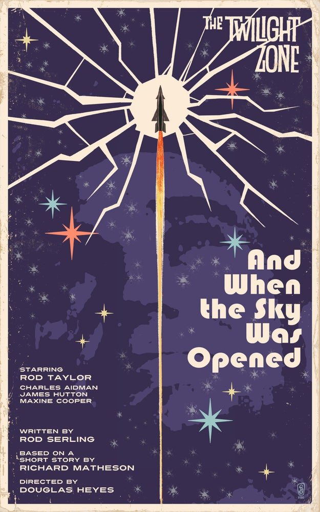 Image of And When the Sky Was Opened