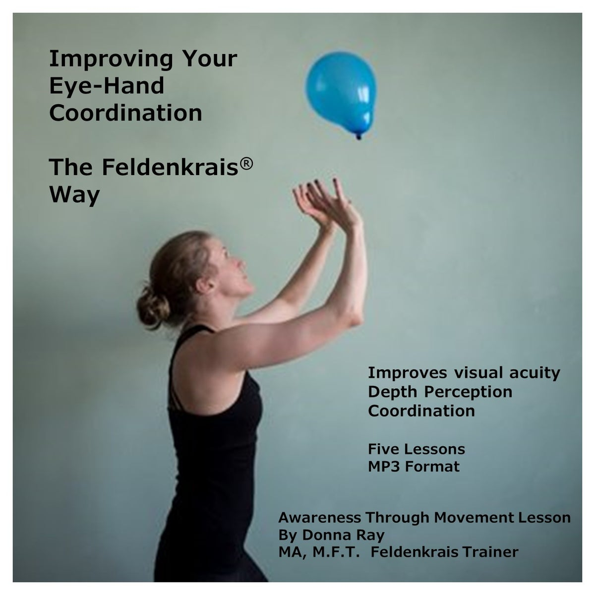 Image of ATM: Improving Your Eye-Hand Coordination - MP3