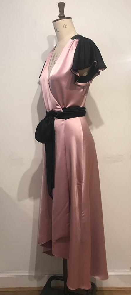 Image of Miss Nevada Wrap dress