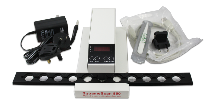 Image of Heiland SquameScan 850A Instrument (Squame Scan)