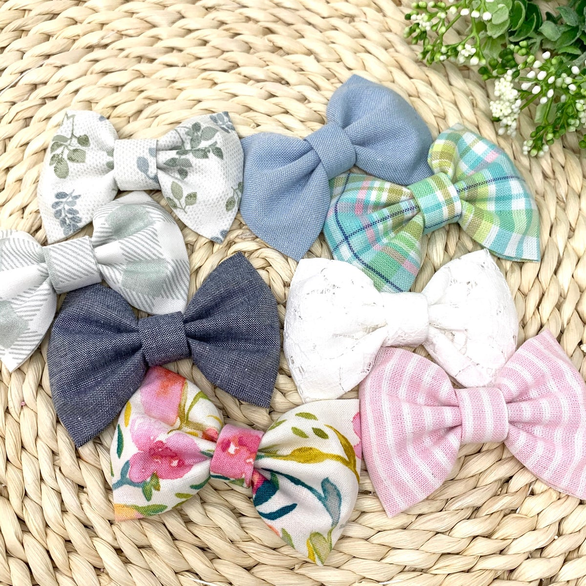 Image of Taylor Fabric Bows