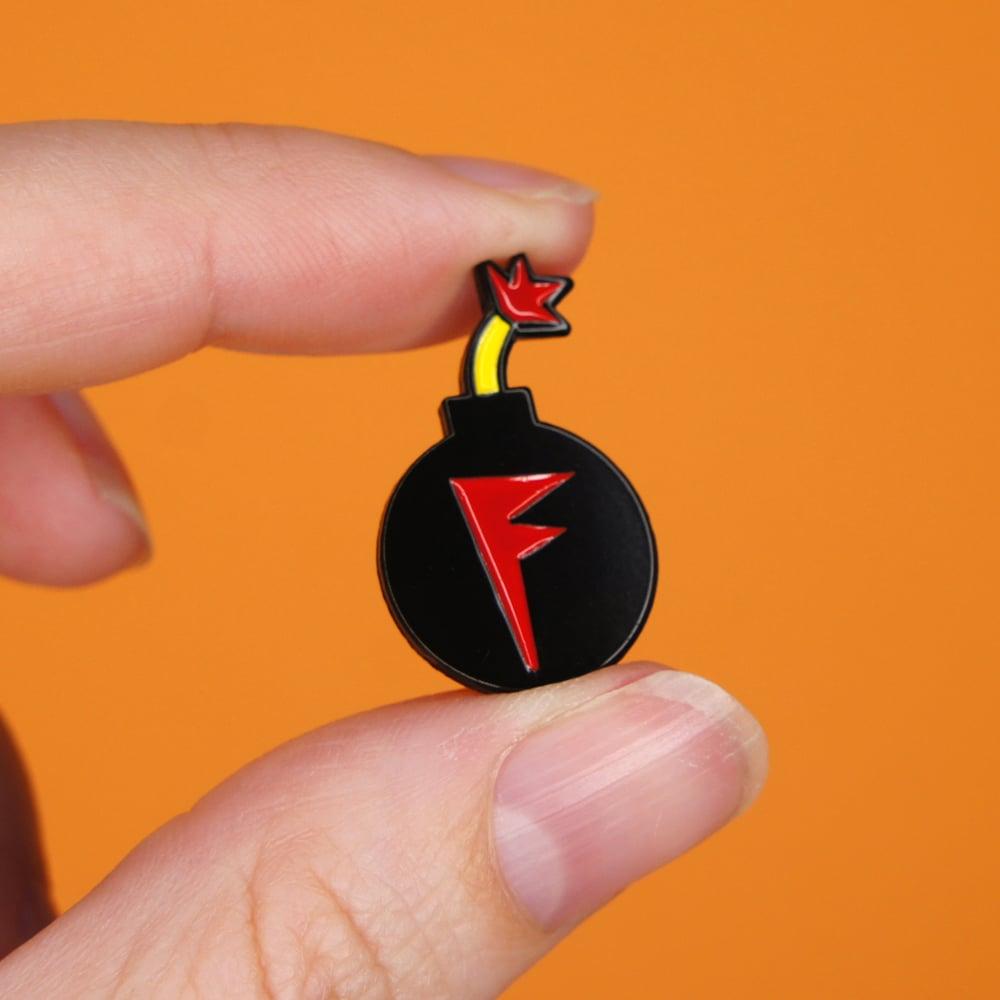 Image of F-Bomb Pin