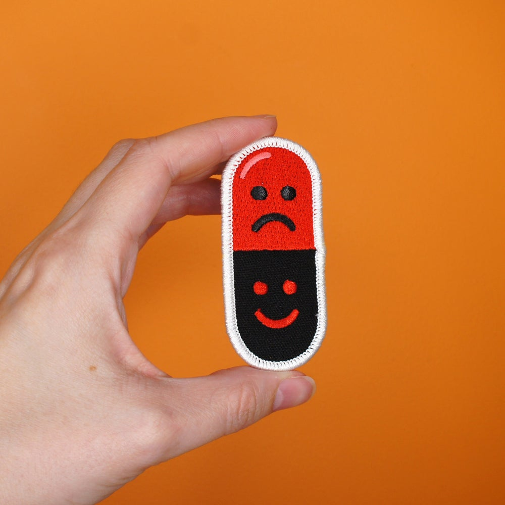 Image of Mood Swing Pill Patch