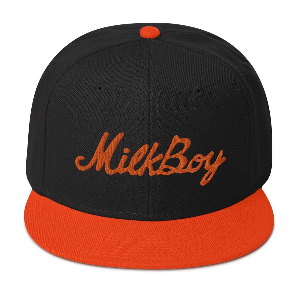 Image of Flyers MilkBoy Snapback