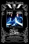 """Image of Necrostrigis / Winter Blackness - W Mrokach Roziskrzonych Mrozem 7"""""""