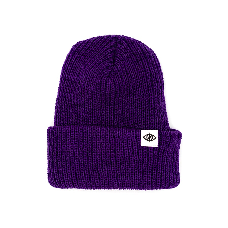 Image of WATCHCAP [ amethyst ]