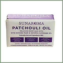 Image of PATCHOULI SOAP