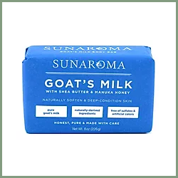 Image of GOAT'S MILK SOAP